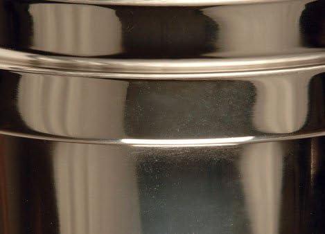 Brushed Polished Nickel Craftmade ELKD-10BNK Bowl Ceiling Fan Light Kit 1-Light