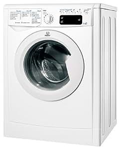 Indesit IWDE 71680 C ECO IT Independiente Carga frontal A Blanco lavadora - Lavadora-secadora (Carga frontal, Independiente, Blanco, Izquierda, Botones, Giratorio, Acero inoxidable)