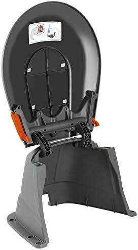 Abri pour Robot Tondeuse Gardena: Garage pour Robot Tondeuse à Gazon, Protection Contre le Soleil et les Intempéries, Couvercle à Charnière, Résistant aux Intempéries, avec Vis de Montage (4007-60) - Home Robots