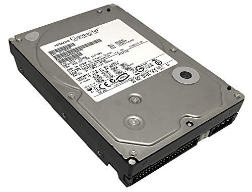 (Hitachi HCS725025VLAT80 Cinemaster 7K500 250GB 7200 RPM 8MB Buffer ATA-133 40-pin 3.5 Inch Hard Drive.)