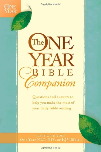 Which is the best one year bible companion?