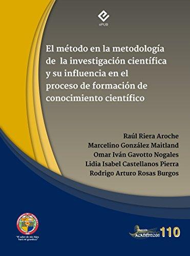 El método en la metodología de la investigación científica y su influencia en el proceso de