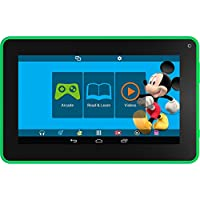 Smartab STJR76GR 7'' Kids Tablet With Preloaded Disney Apps, Games & Books, Android 4.4 Kitkat, 1 YEAR WARRANTY