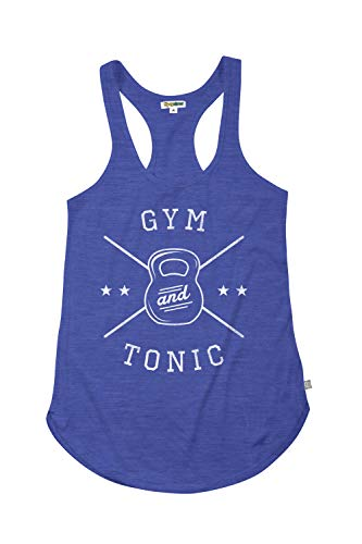 (TipsyElves Women's Gym and Tonic Tank Top: S)