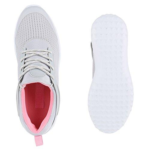 Strick Training Herren Stiefelparadies Slip Lack Sportschuhe Grau Laufschuhe Übergrößen Sneaker Ons Damen Flandell Schuhe Unisex Turnschuhe Gym t0tOrBwqz
