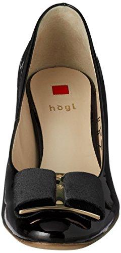 Signore Högl 4-10 5084 0100 Pompe Nero (nero)