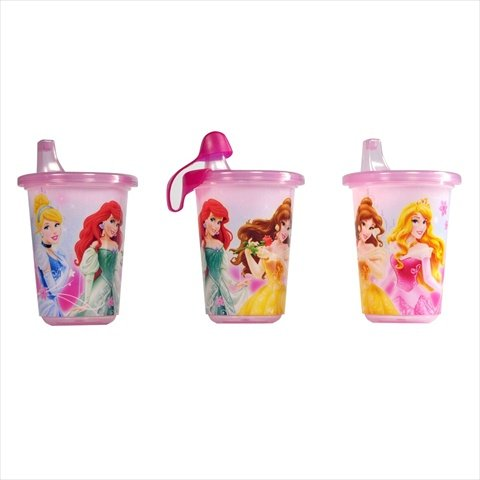 First Years Y9014 10 Oz Assorted Disney Princesses Sippy Cup