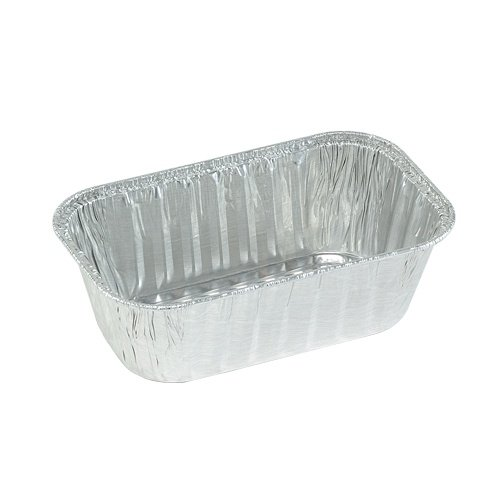 Nicole Home Collection 61 Aluminum Loaf Pan, 1 lb. (Pack of 200)