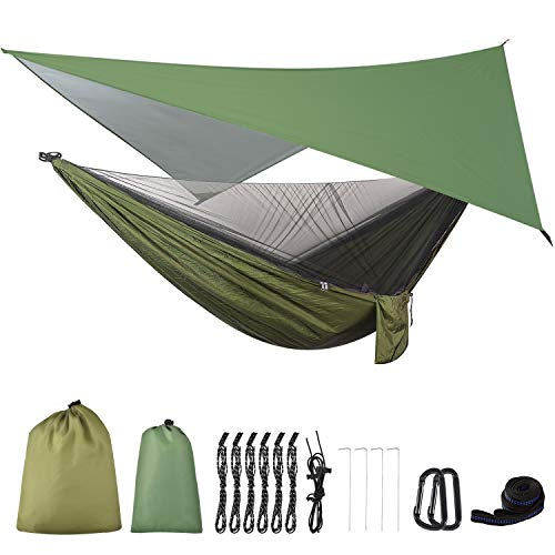 FIRINER Camping Hammock with