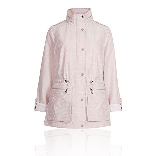 Manga Rosa Pink Larga London Outlet Chaqueta Para Soft Mujer 42 The wpPfFF