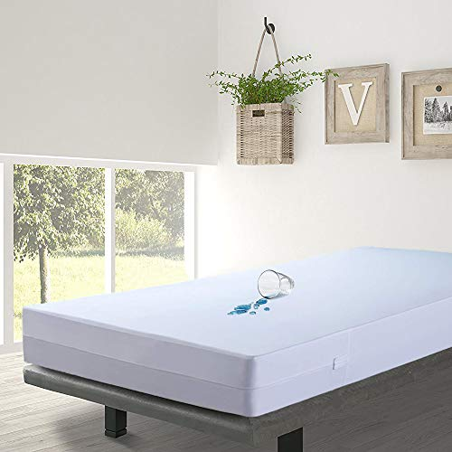- Bedecor Waterproof Mattress Protector Encasement Twin(39