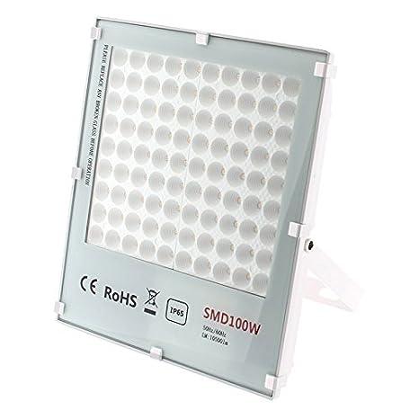 Proyector Led Tablet Epistar, 100W, Blanco frío: Amazon.es ...