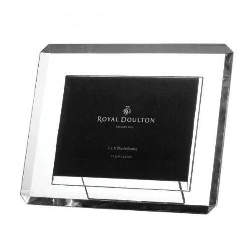Royal Doulton Radiance Bevelled Photo Frame 7 x 5in ()