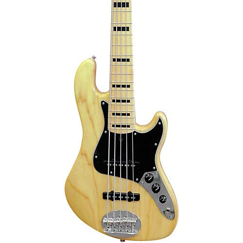 Darryl Jones Signature Model 5-String Maple Fretboard Electric Bass Guitar ()