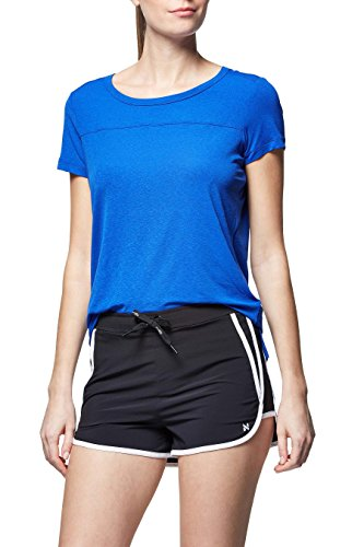next Mujer Camiseta Ligera Corte Regular Azul