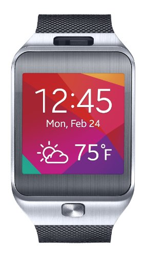Samsung Gear 2 Smartwatch - SilverBlack (US Warranty)