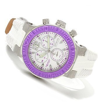Invicta 10727 Ladies Ocean Reef Diamond Accent Swiss Chronograph Watch