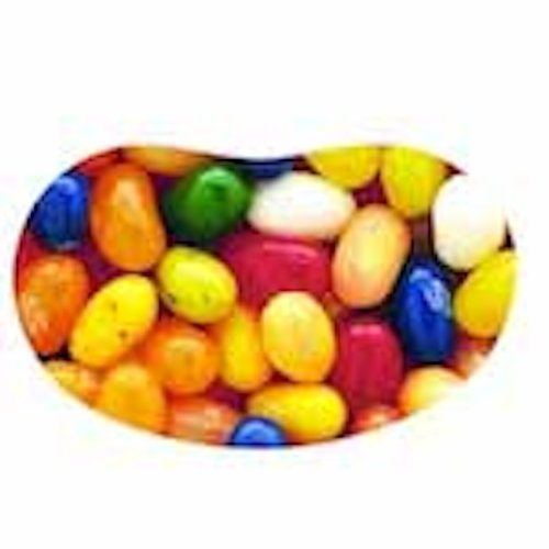 Jelly Belly Fruit Bowl Mix 5LB Bag