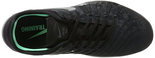 849805 001 NIKE Metallic Chaussures Adulte Dark Grey Fitness Black de Silver Mixte Grigio AdxwTRx5q