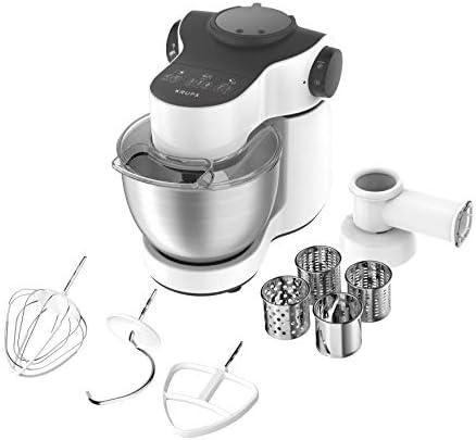 Krups Master Perfect - Robot de cocina Tallado. Blanco: Amazon.es ...