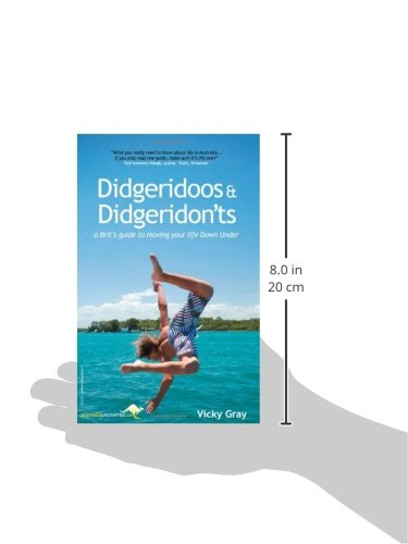 Didgeridoos and Didgeridon'ts: A Brit's Guide to Moving Your Life Down Under - 41FKlTbvbdL - Getting Down Under