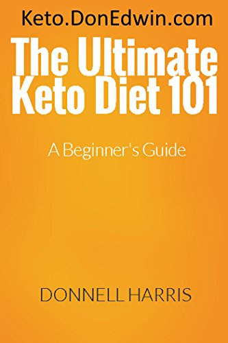 "THE ULTIMATE KETO DIET 101: A BEGINNER'S GUIDEThe ketogenic diet or ""Keto-Diet"" is an extremely low-carb, high-fat diet. Many different studies have shown that this type of diet can help you lose weight and improve your health.A ketogenic and/or low-..."