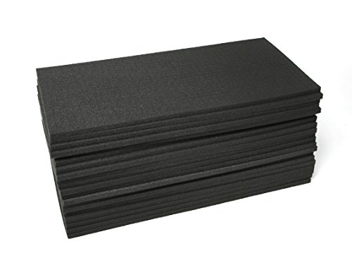 - HobbyKing Pick n Pull Foam (DIY Customizable Foam) (20 Sheets per Pack)