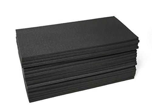 HobbyKing Pick n Pull Foam (DIY Customizable Foam) (20 Sheets per Pack)