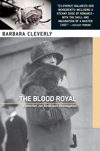 The Blood Royal (A Detective Joe Sandilands - Bead Royal International Silver