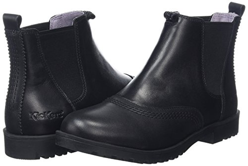 Chelsea black Stivali Af Lthr Kickers Donna Nero Lachly Boot xWpXqxwT18