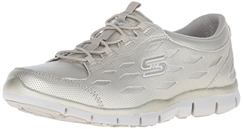 Gratis Going Sport Skechers Places Gold Women's Fashion Sneaker q8gERPxE