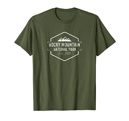 Rocky Mountain National Park T-Shirt, Estes Park, Colorado