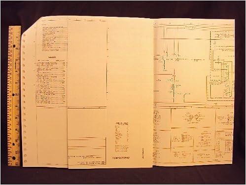 [DIAGRAM_5NL]  1984 84 FORD Tempo & MERCURY Topaz Electrical Wiring Diagrams Manual  ~Original: Ford Motor Company: Amazon.com: Books | 1984 Ford Wiring Diagram |  | Amazon.com