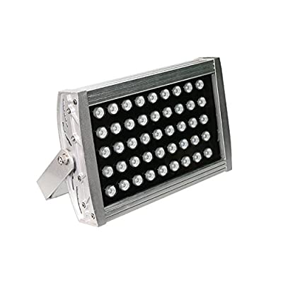 Julitech 48W LED Flood Light, Waterproof IP65, 4800Lm, Super Bright Outdoor LED Flood Lights For Playground, Garage, Garden, Lawn And Yard Model