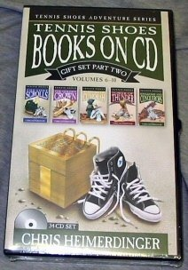 Tennis Shoes Among the Nephites Adventure Series - (Vol 6 - 10) - (Audio Book on Cd) Complete pdf