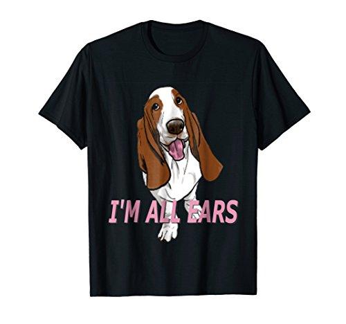 Bassett hound tshirt long - Hounds Bassett