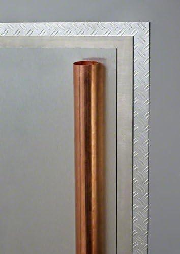 Bosch 2609256B87 para metal, P80, 23 x 28 cm Pliego de lija manual