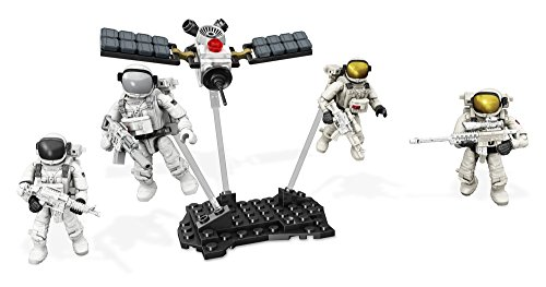Mega Construx Call of Duty Icarus Troopers (Real Astronaut Helmet For Sale)