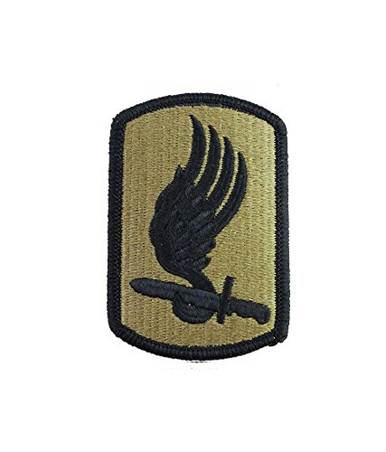 173rd Airborne Division - OCP Patch with Hook Fastener (Airborne Division 173rd)