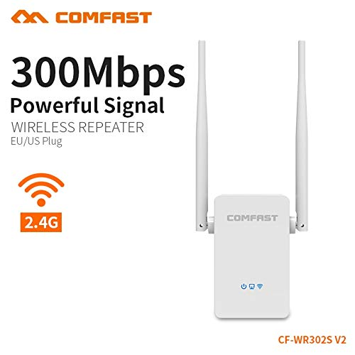 COMFAST WiFi Router Repeater Signal Amplifier 300mbps Built in LNA 802.11N/B/G Wi-fi Range Extander CF-WR302S Upgrade