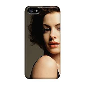 New Style Cases Covers GiO26232nTmz Anne Hathaway 27 Compatible With Iphone 5/5s Protection Cases
