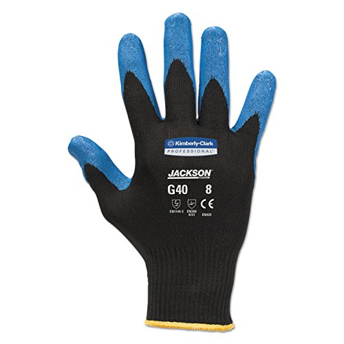 G40 Nitrile Coated Gloves, 260 mm Length, 2X-Large/Size 11, PE, 12 Pairs ()