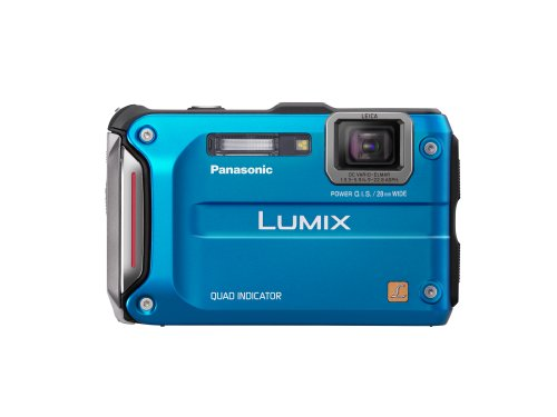 Panasonic Ts20 Waterproof Camera - 3
