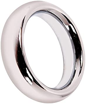 "T-Language Stainless Steel Male Cock Ring Penis Loop 1.5/1.75""/2""(Choose The Size) (1.75"")"