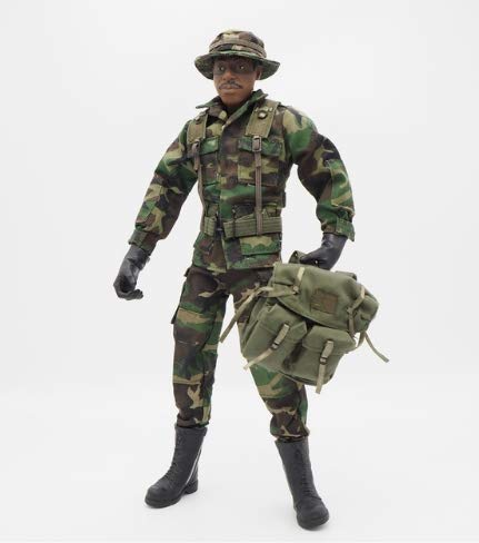 Figures Inch Military 12 (1/6 Scale Clothes Soldier Uniforms Back Pack Set for 12