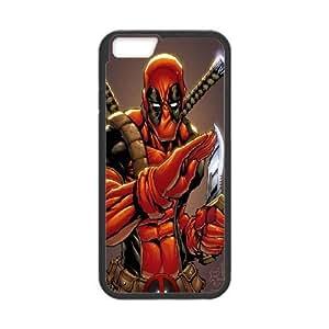 """LTTcase Custom Deadpool Back Cover for iphone 6s plus 5.5"""""""