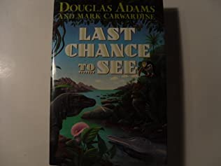 book cover of Last Chance to See