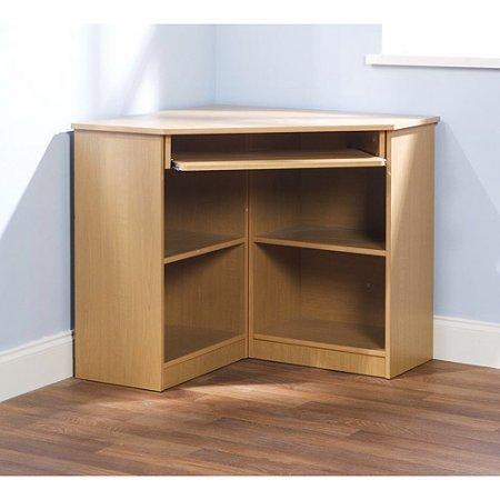 TMS Oxford Corner Desk (Natural) TMS