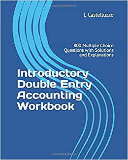Introductory Double Entry Accounting Workbook     - Amazon com