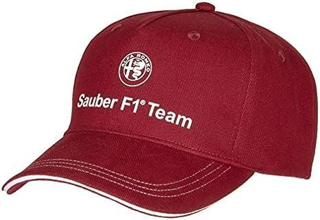 Alfa Romeo Sauber F1 Gorra de Equipo: Amazon.es: Deportes y ...